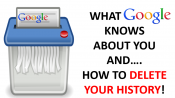 How to Get Rid of Google History and Everything They Know About Yo