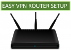 How to setup a VPN Router