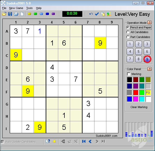 1000 Extreme Sudoku - latest version 2019 free download