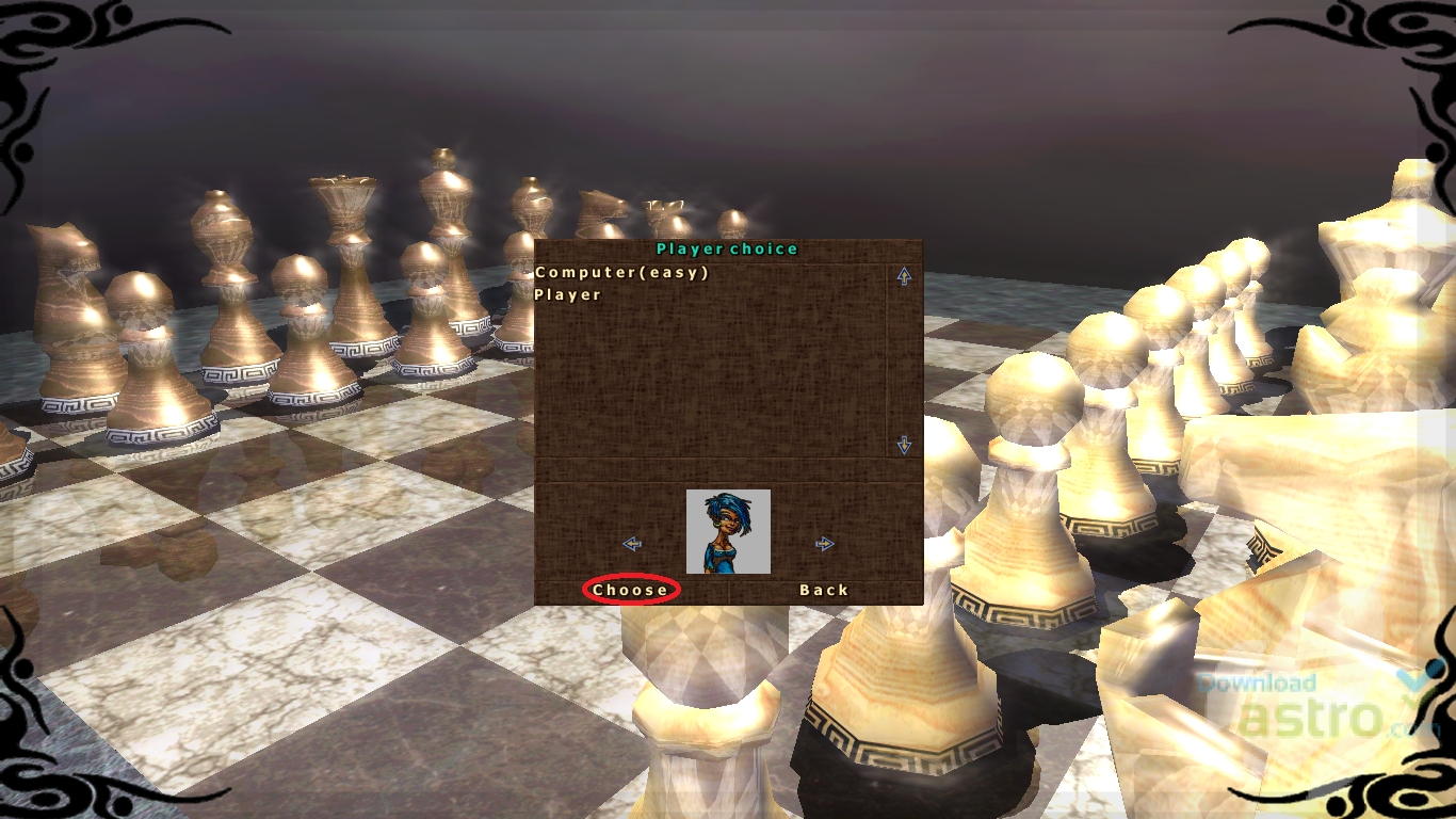 3D Chess Unlimited - latest version 2019 free download