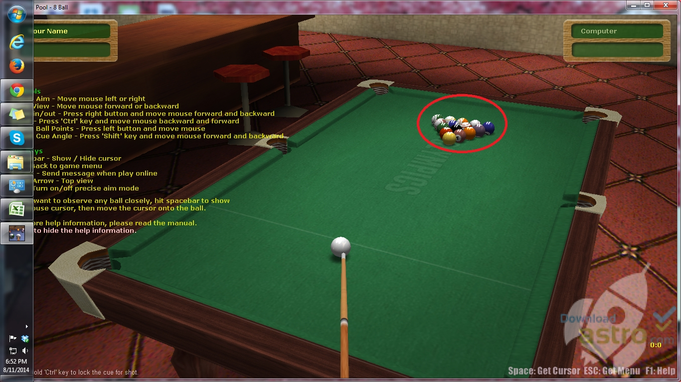 Real pool 3d 2019 hot 8 ball and snooker game apps on google play.