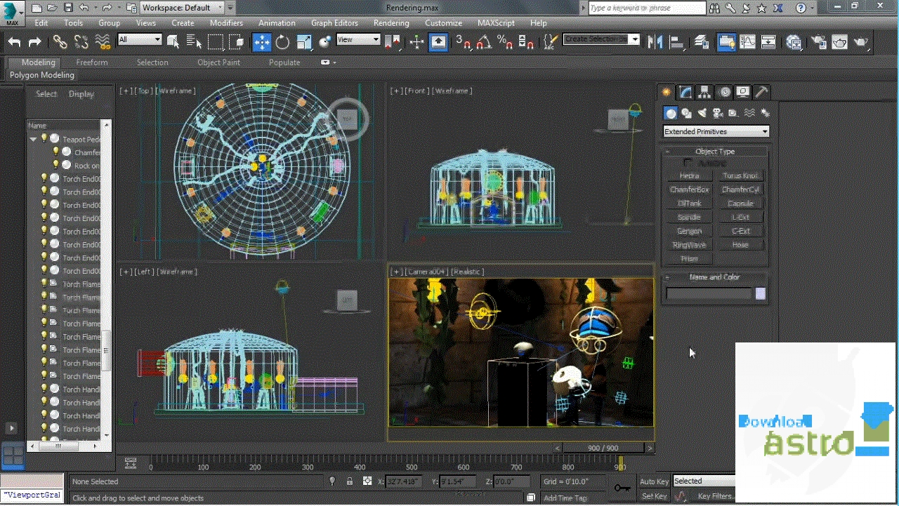 3ds Max - latest version 2019 free download