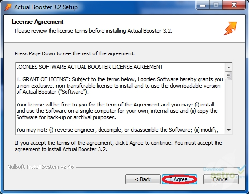 Actual Booster - latest version 2019 free download