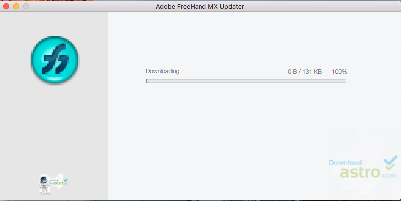 Adobe FreeHand MX Updater for Mac - latest version 2019 free