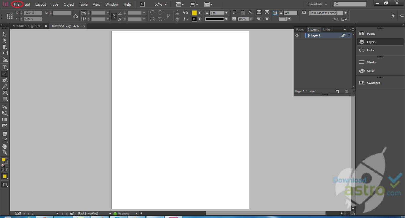 adobe indesign 14.0