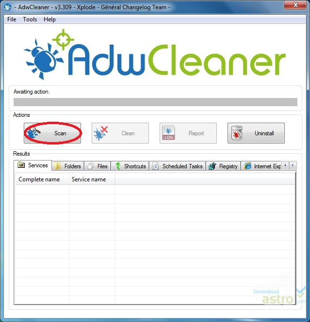 adwcleaner free download for windows xp