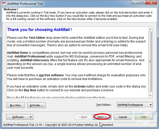 aid4mail professional full download