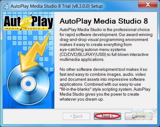 STUDIO GRATUIT 9 AUTOPLAY TÉLÉCHARGER MEDIA