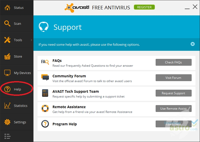 download free avast antivirus software for laptop