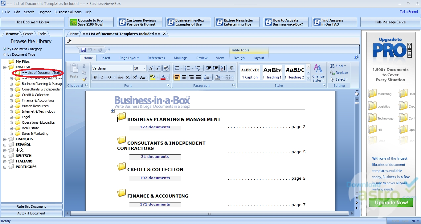 business-in-a-box 2018 free activation key