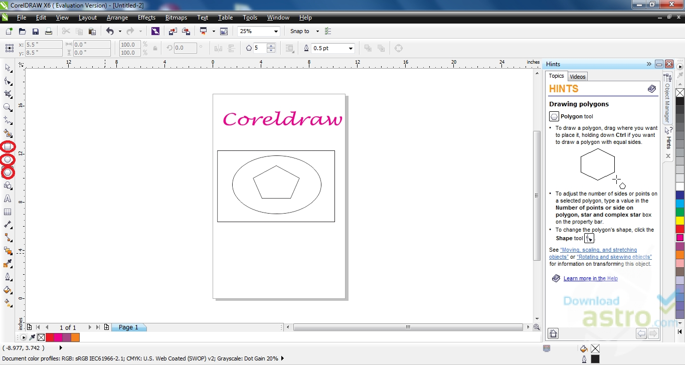 CorelDRAW Graphics Suite - latest version 2019 free download