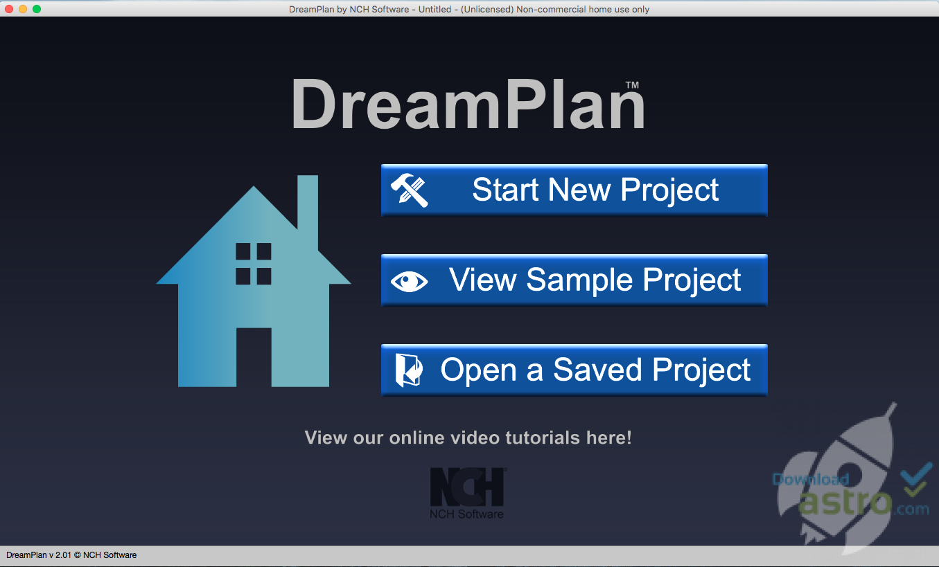 DreamPlan Home Design Free for Mac - latest version 2018 free download