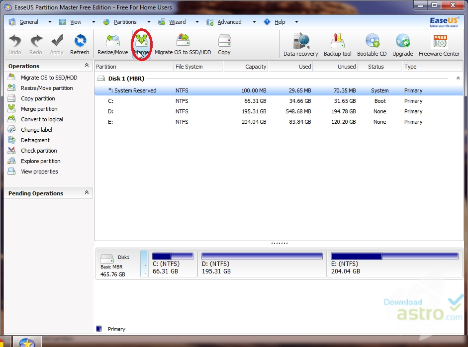 download easeus partition manager full version