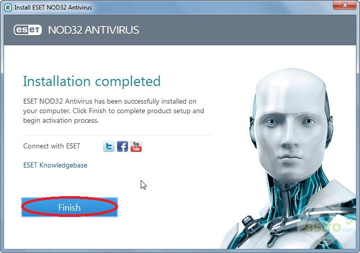 nod32 antivirus free  software