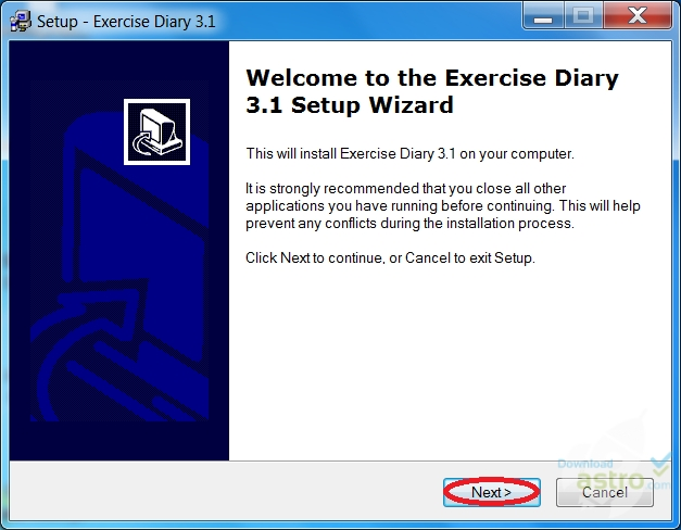 exercise diary latest version 2018 free download