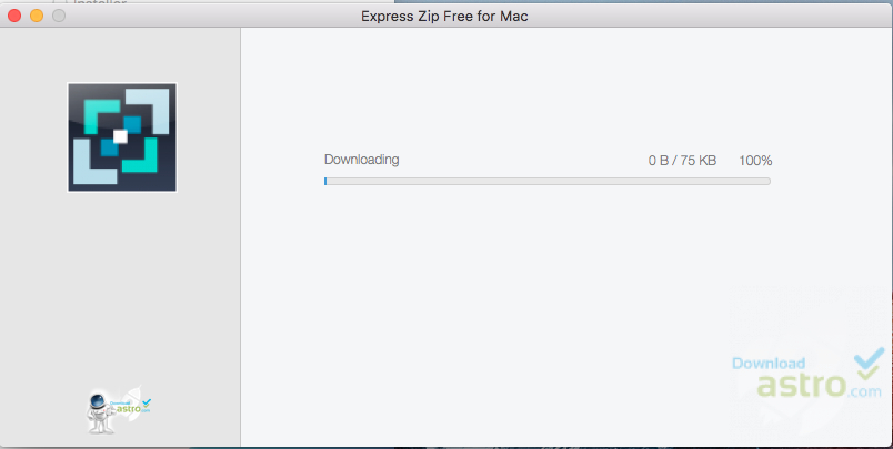Express Zip Free for Mac - latest version 2019 free download