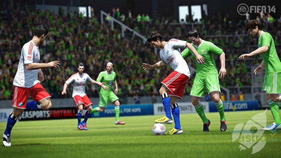 FIFA 14 - latest version 2019 free download