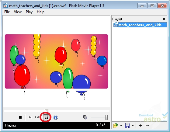 Flash Movie Player - latest version 2019 free download