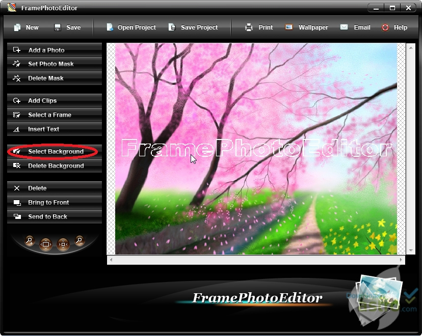 Frame Photo Editor - latest version 2018 free download