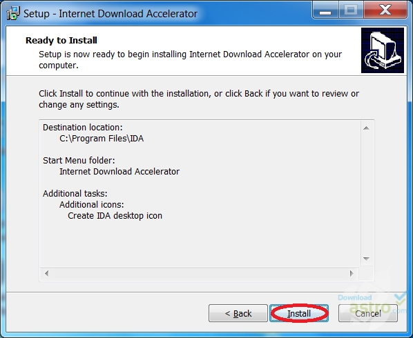 Internet Download Accelerator - latest version 2019 free download