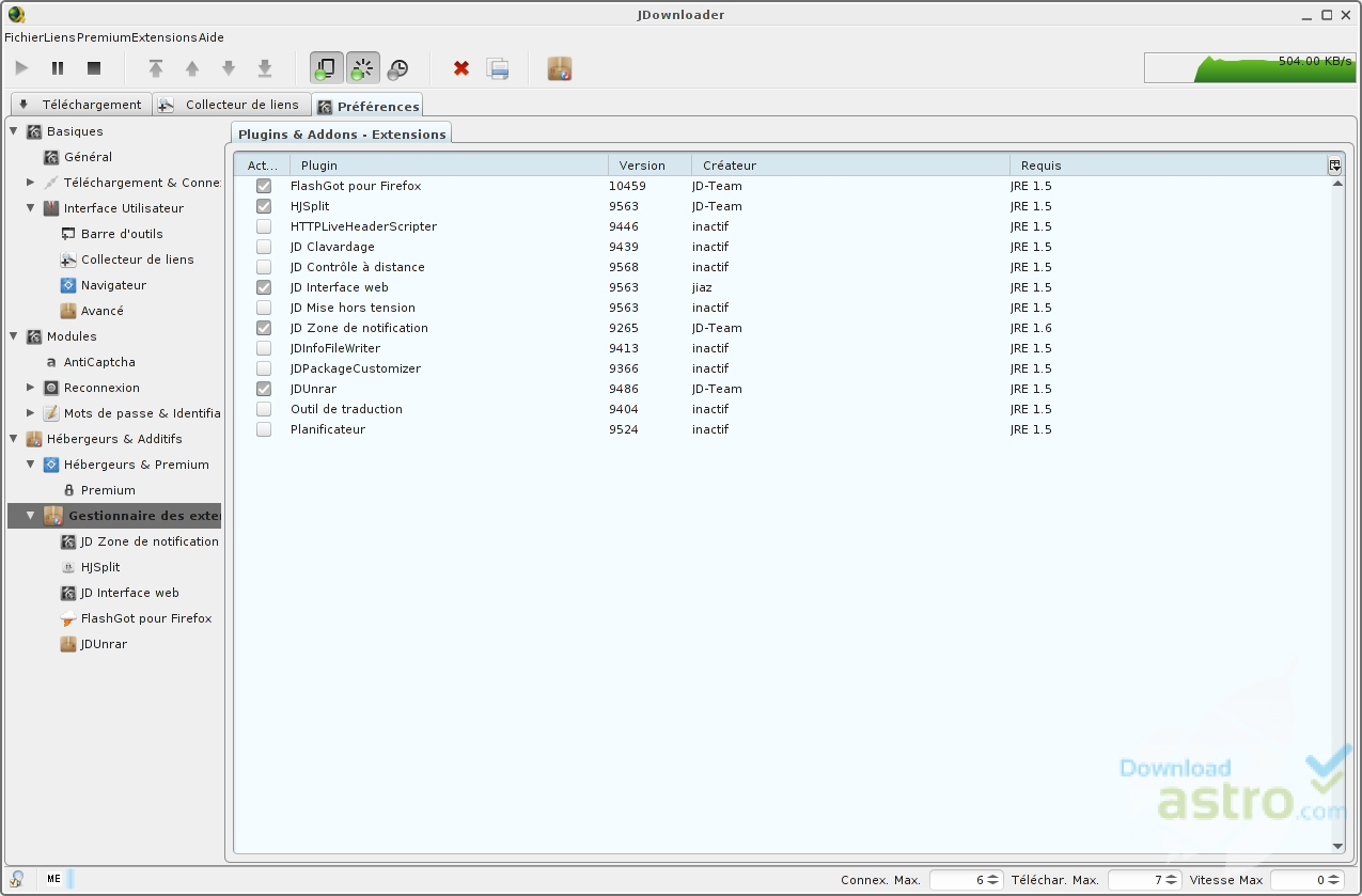 vdownloader gratuit en francais pour windows 7