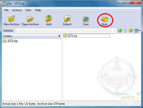 jZip - latest version 2019 free download