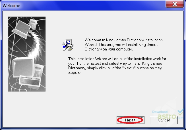 King James Dictionary - latest version 2019 free download