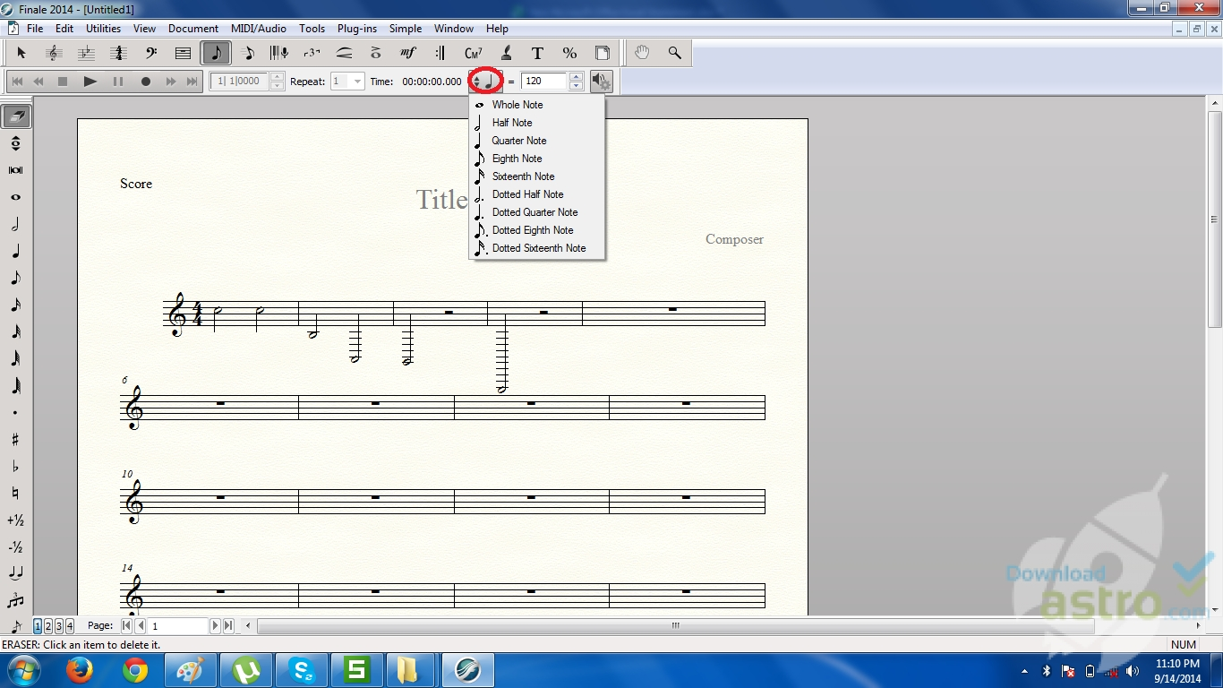 Makemusic Finale Ultima Version 2019 Descargar Gratis