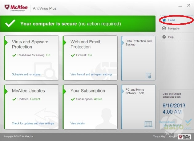How to download/install mcafee anti virus plus 2017 (full free.