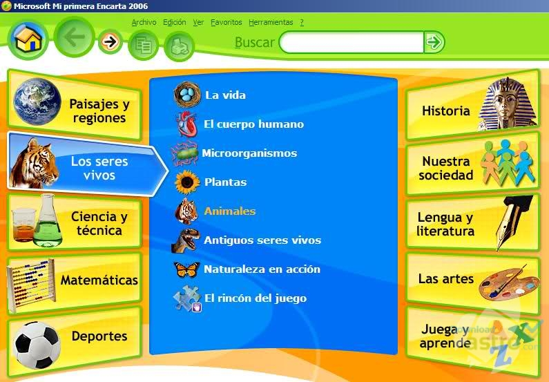encarta junior 2012
