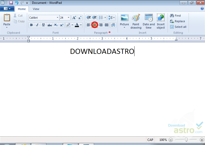wordpad 2007 free