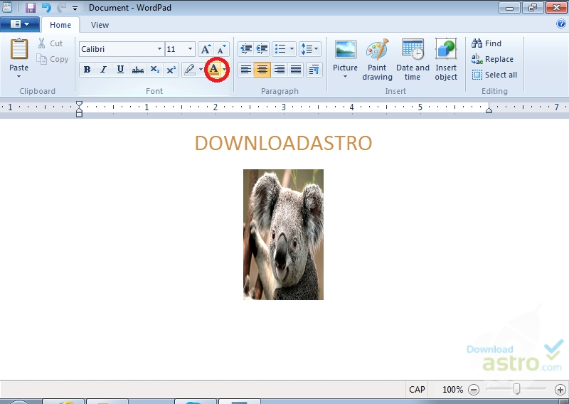 wordpad 2013 gratis italiano