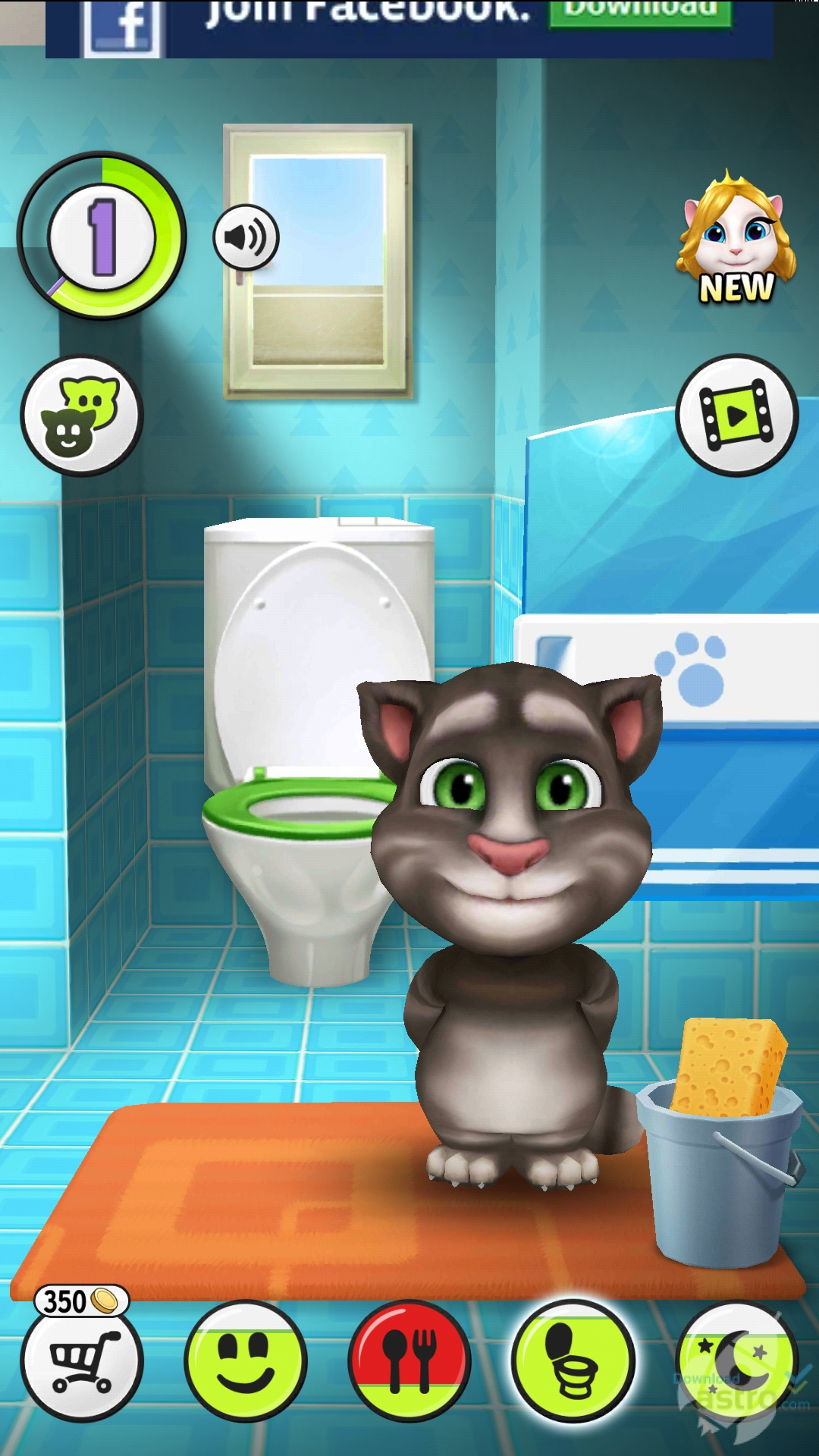 My talking tom ultima versiune desc rcare gratuit 2018 - My talking tom pictures ...