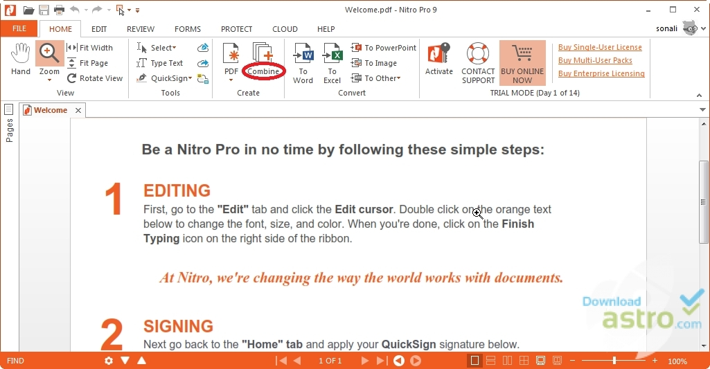 nitro pdf editor software full version with keygen free download