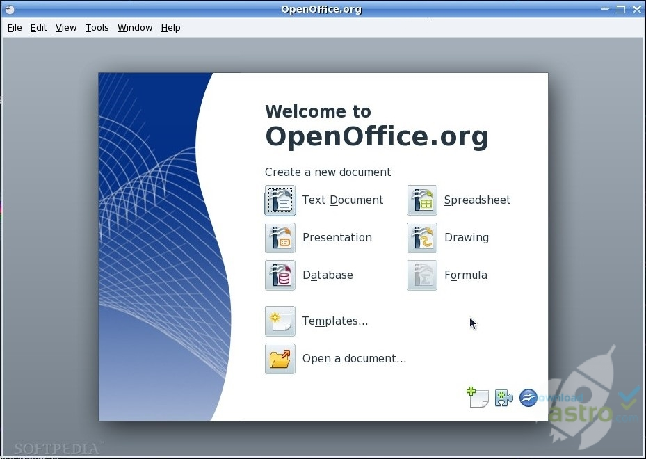 Open Office - latest version 2019 free download