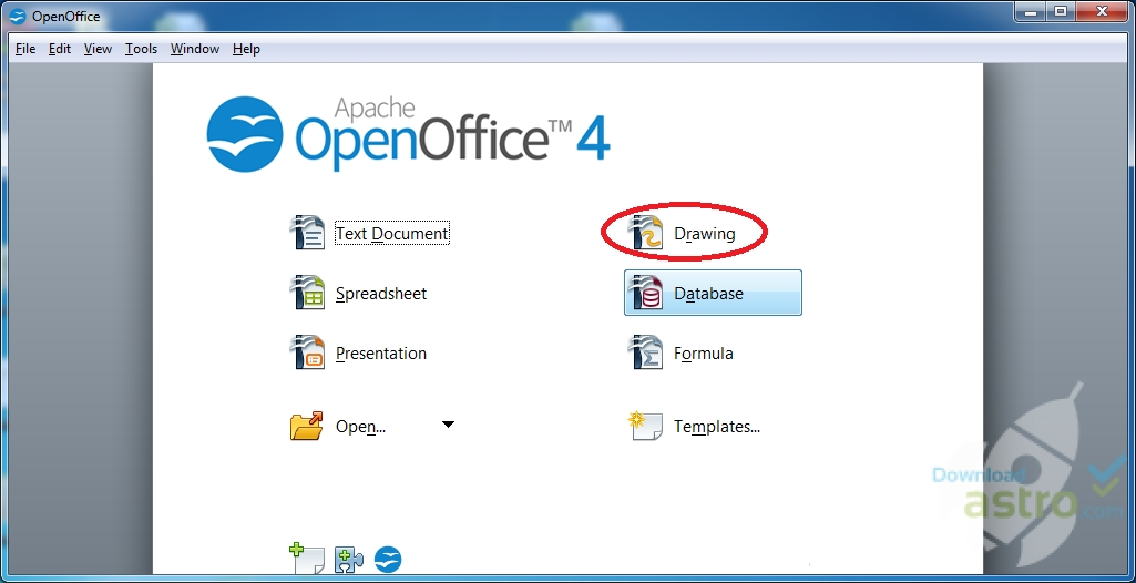 Openoffice - Telecharger open office 4 1 1 gratuit ...