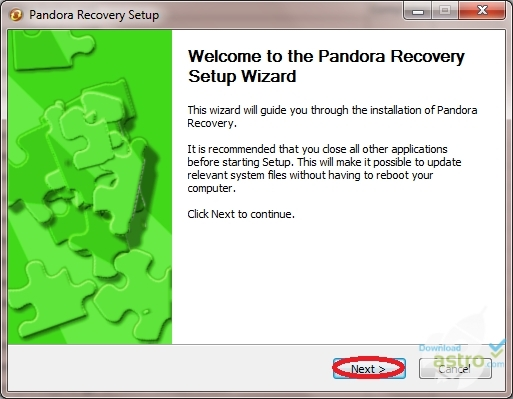 Pandora Recovery Latest Version 2019 Free Download