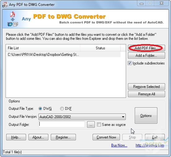 For autocad driver pdf