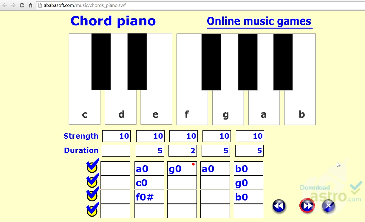 Piano chords latest version 2018 free download piano chords hexwebz Image collections