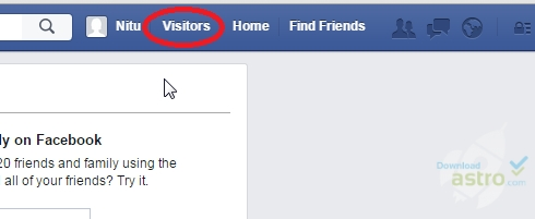 Who viewed my facebook profile stalkers visitors for android.
