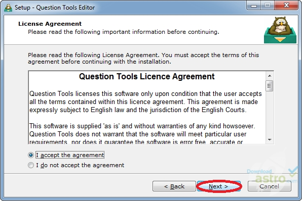 question tools editor latest version 2019 free download