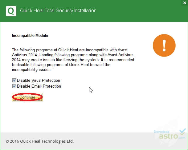 quick heal antivirus pro software