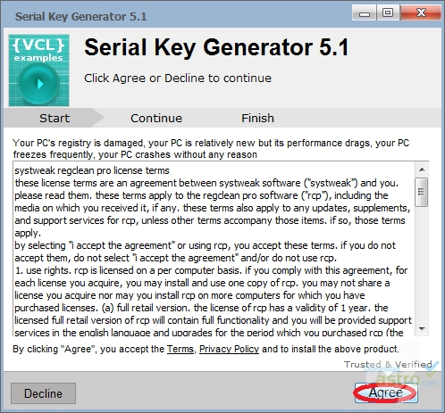 Serial Key Generator - latest version 2019 free download