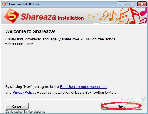 shareaza latest version 2019 free download