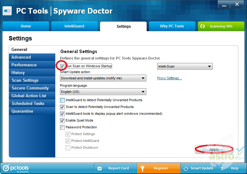Spyware doctor 6 0 0 362 kingandmark