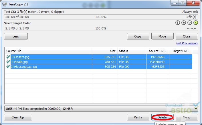 tera copy faster software free