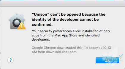 Unison for Mac - latest version 2019 free download