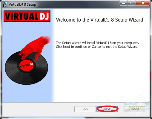 descargar virtual dj 8.0 full