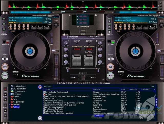 Virtual DJ - latest version 2019 free download