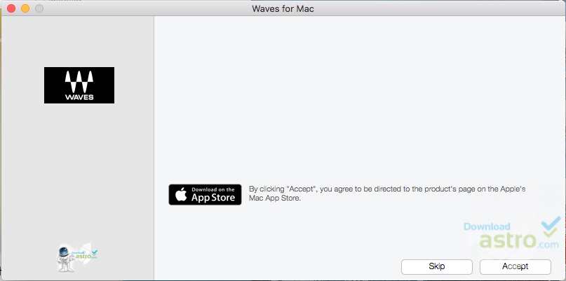 Waves for Mac - latest version 2019 free download